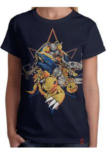Camiseta Agumon