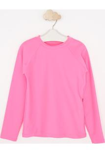Blusa Lisa - Rosa Neonpuket