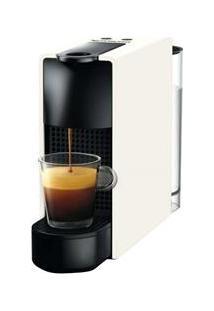 Cafeteira Nespresso Essenza Mini C30 – Branco