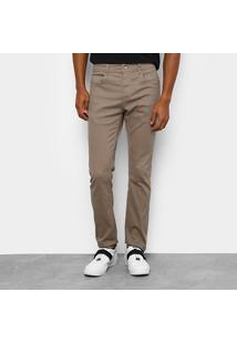 Calça Sarja Dc Shoes Walk Worker Color Masculina - Masculino