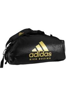 Bolsa Mochila Adidas Kick Boxing 2In1 Champion 50L - Unissex