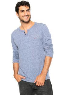 Camiseta Aramis Regular Fit Azul