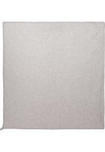 Le Kasha Cobertor De Cashmere - Cinza