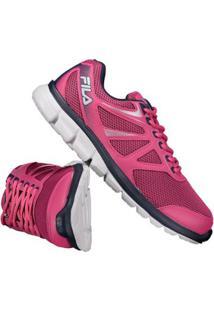 3c35f58cc1 Tênis Fila Rosa feminino