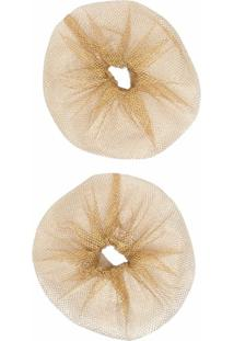 Atu Body Couture Scrunchie Metálica - Dourado