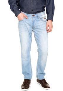 Calça Jeans Wrangler Bolsos Azul
