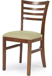 Cadeira Ripada Clássica 5713-Monte Carlo - Imbuia