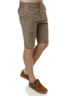 Bermuda Sarja Vilejack Masculina - Masculino