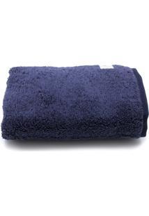 Toalha De Rosto Karsten Cotton Class Azul-Marinho
