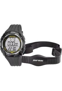 Kit Relógio Masculino Digital Mormaii Mo11558A8A