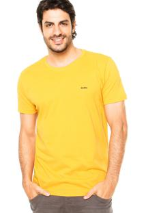 Camiseta Redley Surfista Amarela