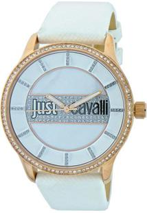 Relógio Just Cavalli Wj28977B Branco