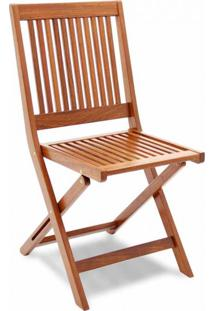Cadeira Dobrável Terrazzo Fitt Eco Blindage