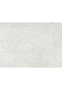 Papel De Parede Loft Wallness- Off White- 232X315Cm