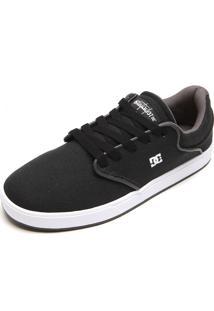 Tênis Dc Shoes Mikey Taylor S Tx La Preto