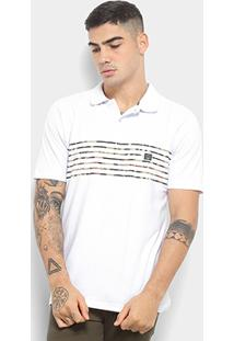 Camisa Polo Hd Trench Masculina - Masculino