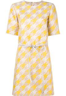 Marni Chemise Oversized - Amarelo