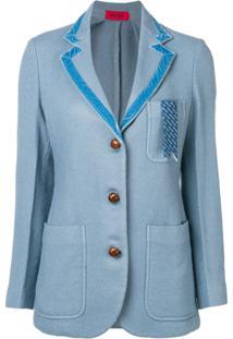 The Gigi Blazer 'Frida' - Azul