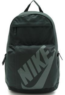 Mochila Nike Sportswear Elemental Backpa Cinza