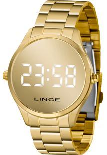Relógio Lince Feminino Mdg4617Lbxkx