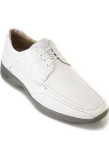 Sapato Jota Pe 30003 - Masculino-Branco