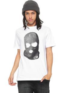 Camiseta Blunt Bad Thug Branco
