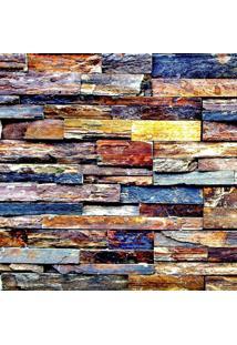 Papel De Parede Adesivo Pedra Canjiquinha Mesclada (2,50M X 0,60M)