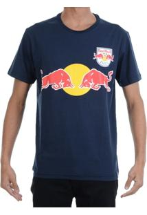 Camiseta Red Bull Brasil Time - Masculino