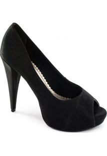 Peep Toe Clássico Sapato Show
