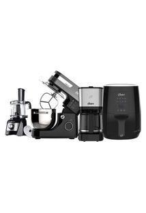 Kit Cozinha Completa Black Inox Oster - 127V