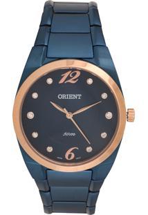 Relógio Orient Fass0001-D2Dx Cobre