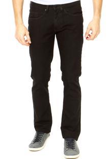 Calça Jeans Calvin Klein Jeans Reta Preta