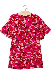 Vestido Le Lis Petit Bela Estampado Feminino (Estampado, 9)