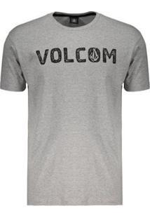 Camiseta Volcom Bold Masculina - Masculino