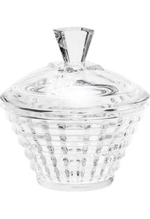 Bomboniere Diamond- Cristal- 12Xã˜13,5Cm- Rojemacrojemac