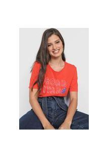Camiseta Cantão Classic Coabitar Laranja