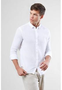 Camisa Regular Plaza Reserva Masculina - Masculino