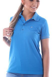 8d118cd13c811 ... Camisa Polo Cp0721 Azul Traymon Modelagem Regular