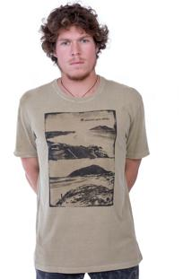 Camiseta Kimarra Ingleses Khaki