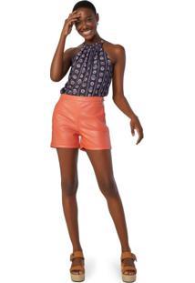 Shorts Bolso Ziper