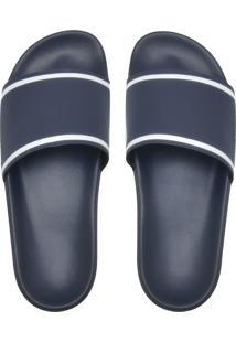 Chinelo Slide Timberland Dark Sapphire Azul-Marinho