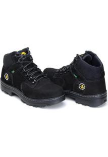 Bota Coturno Adventure Couro Bell Boots Masculina - Masculino