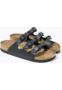 Birkenstock Florida Black Sfb Richards