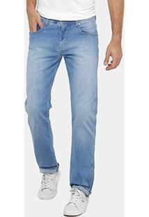 Calça Jeans Reta Forum Paul Regular Indigo Masculina - Masculino