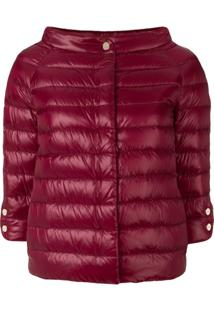 Herno Padded Jacket - Vermelho