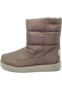 Bota Barth Shoes Snowflake Marrom - Kanui