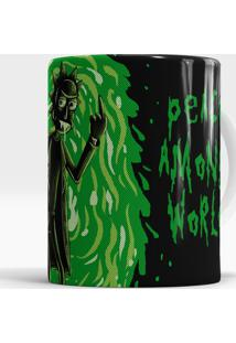 Caneca Peace Among Worlds