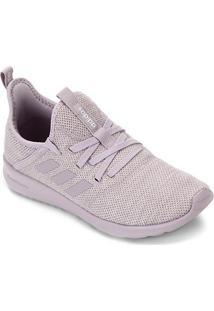 Tênis Adidas Cloud Foam Pure Feminino - Feminino-Lilás