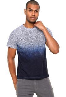 Camiseta Quiksilver Clean Azul