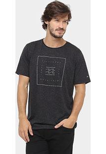 Camiseta Billabong Quadrant - Masculino